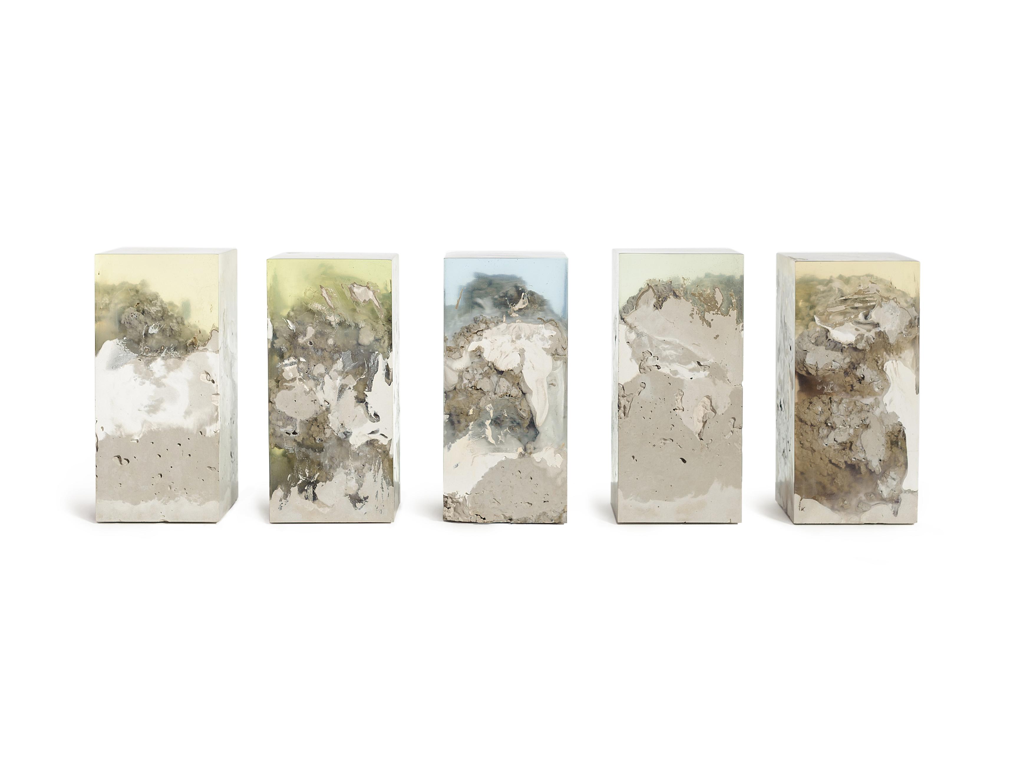 Robert Schrempp/Beton/Harz/Objekt/Kunst/